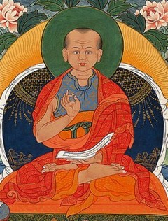 Geshe Langri Thangpa